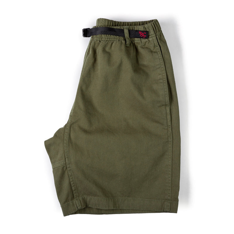 Gramicci G Shorts Olive Side
