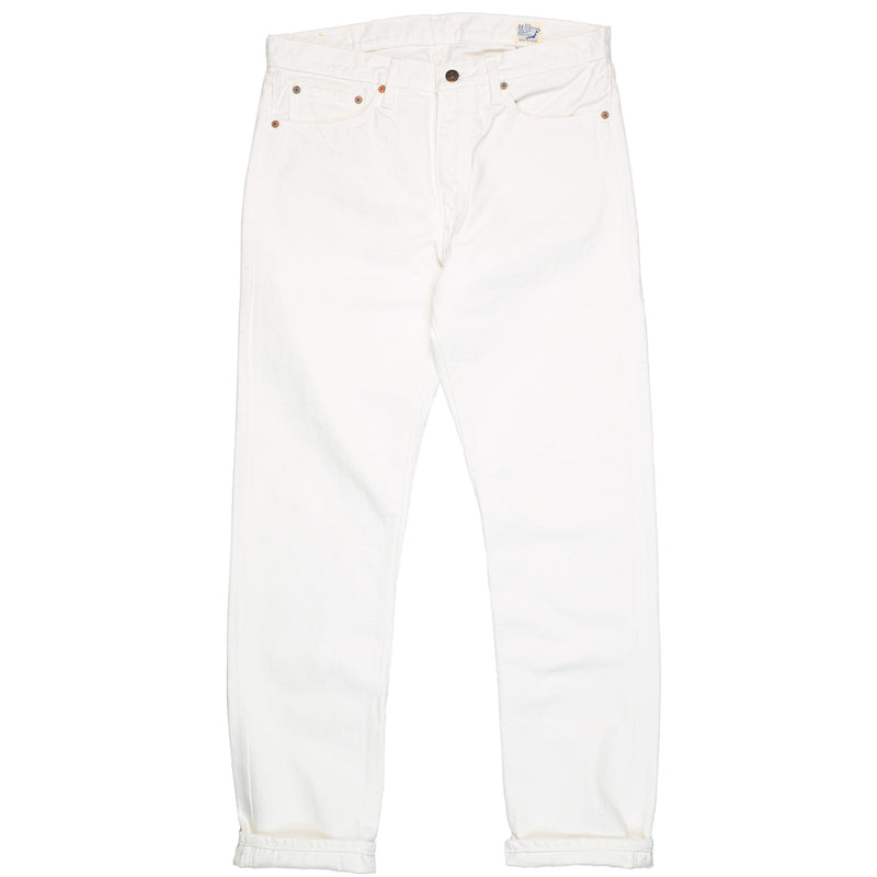 orSlow 107 Ivy Fit White Front