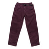 Gramicci Pants Raisin Front