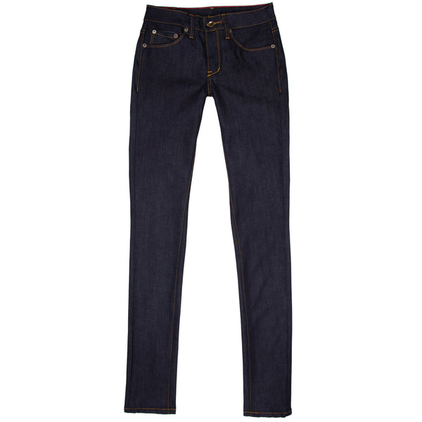 Women's Surry Jean - Cone Mills Raw Stretch Denim