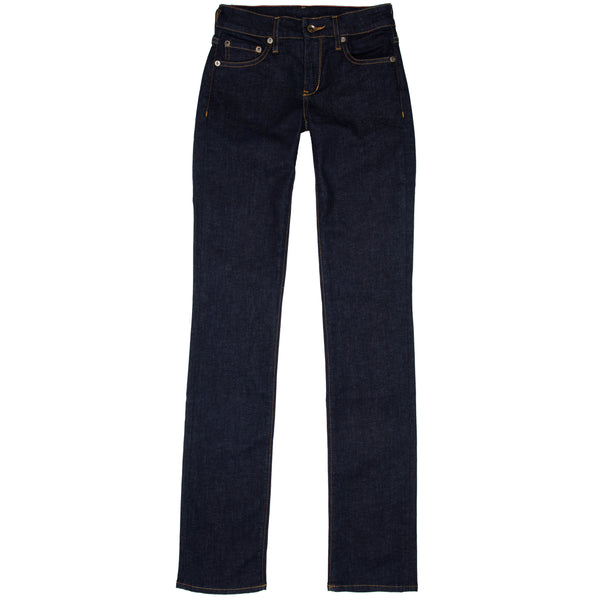 Women's Union Jean - Raw Indigo