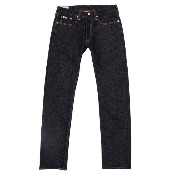 Studio D'Artisan -Studio D'Artisan SD-107 Jeans—One Wash 15 oz Selvage - BlackBlue - Default - 1