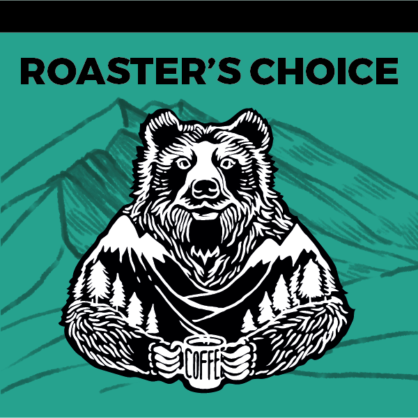 Roasters Choice Subscription (billed monthly)