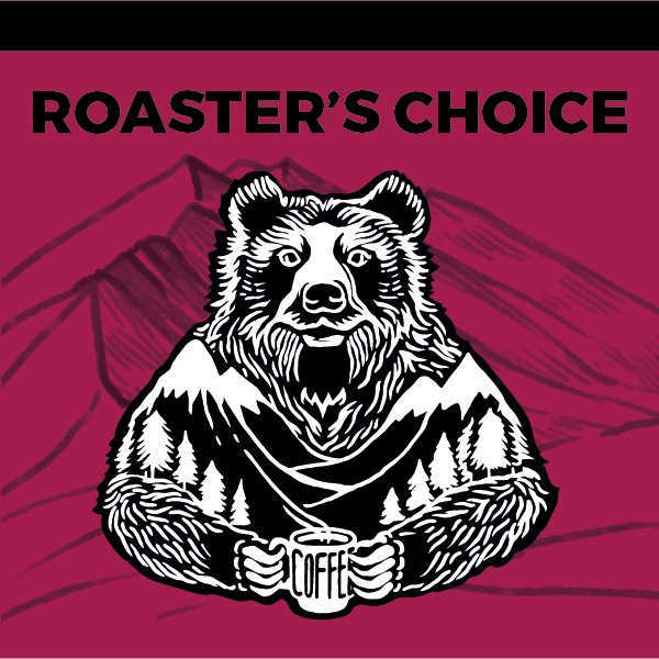 Roasters Choice Pre-Paid 6-month Subscription (3 bags/mo)