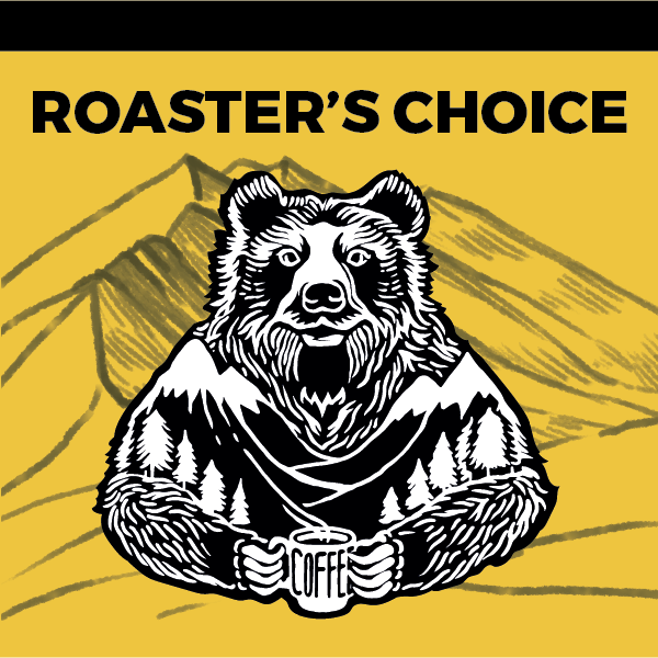 Roasters Choice Pre-Paid 6-month Subscription (1 bag/mo)