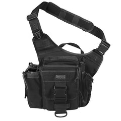 Maxpedition Jumbo Versipack - Black-Black