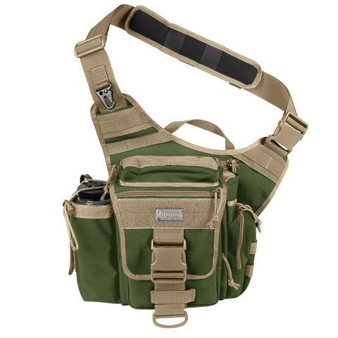 Maxpedition Jumbo Versipack - Green Khaki