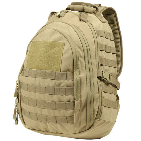 Condor Compact Sling Shoulder Pack - Tan