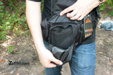 Red Rock Sidekick Sling Bag - Black