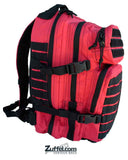 Rebel Assault Pack - Red & Black