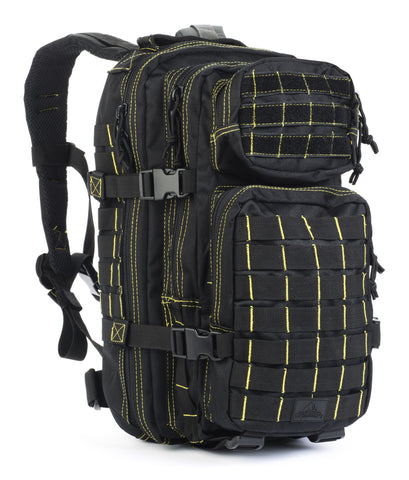 Rebel Assault Pack - Black & Yellow