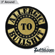 Allergic to BS Morale Patch