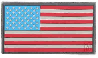 USA Flag Morale Patch