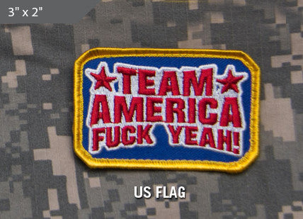 Team America Morale Patch