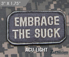 Embrace The Suck Morale Patch - ACU-Light
