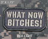 What Now!? Morale Patch - SWAT