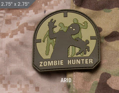 Zombie Hunter Morale Patch - Arid