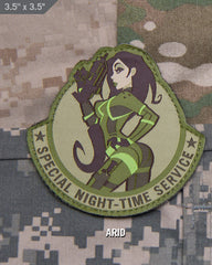 Special Night Morale Patch - Arid