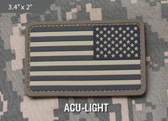 US Flag Reversed Morale Patch