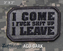 I come Morale Patch - ACU-Dark