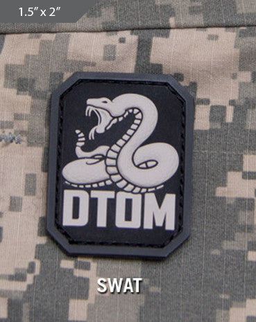 DTOM Morale Patch - SWAT