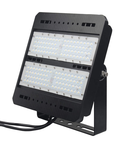 LED LARGE FLOOD LIGHT 150W - 21,264 LUMENS UL & DLC Listed - 5 YEAR WARRANTY