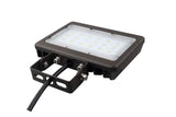 LED STANDARD FLOOD LIGHT 30W - 3,434 Lumens UL & DLC Premium - 5 YEAR WARRANTY