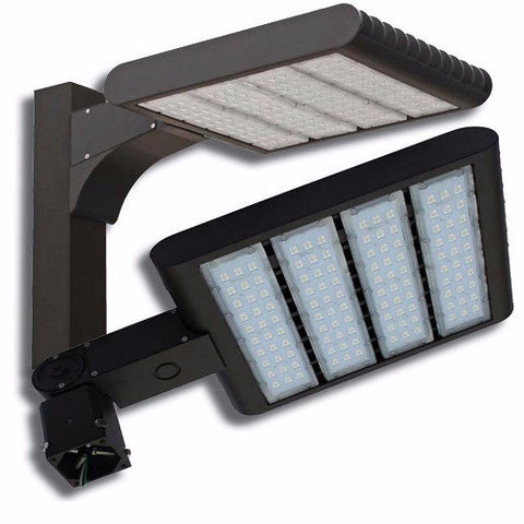 LED MULTI PURPOSE FLOOD LIGHT 300W - 38,122 Lumens UL & DLC Listed - 5 YEAR WARRANTY