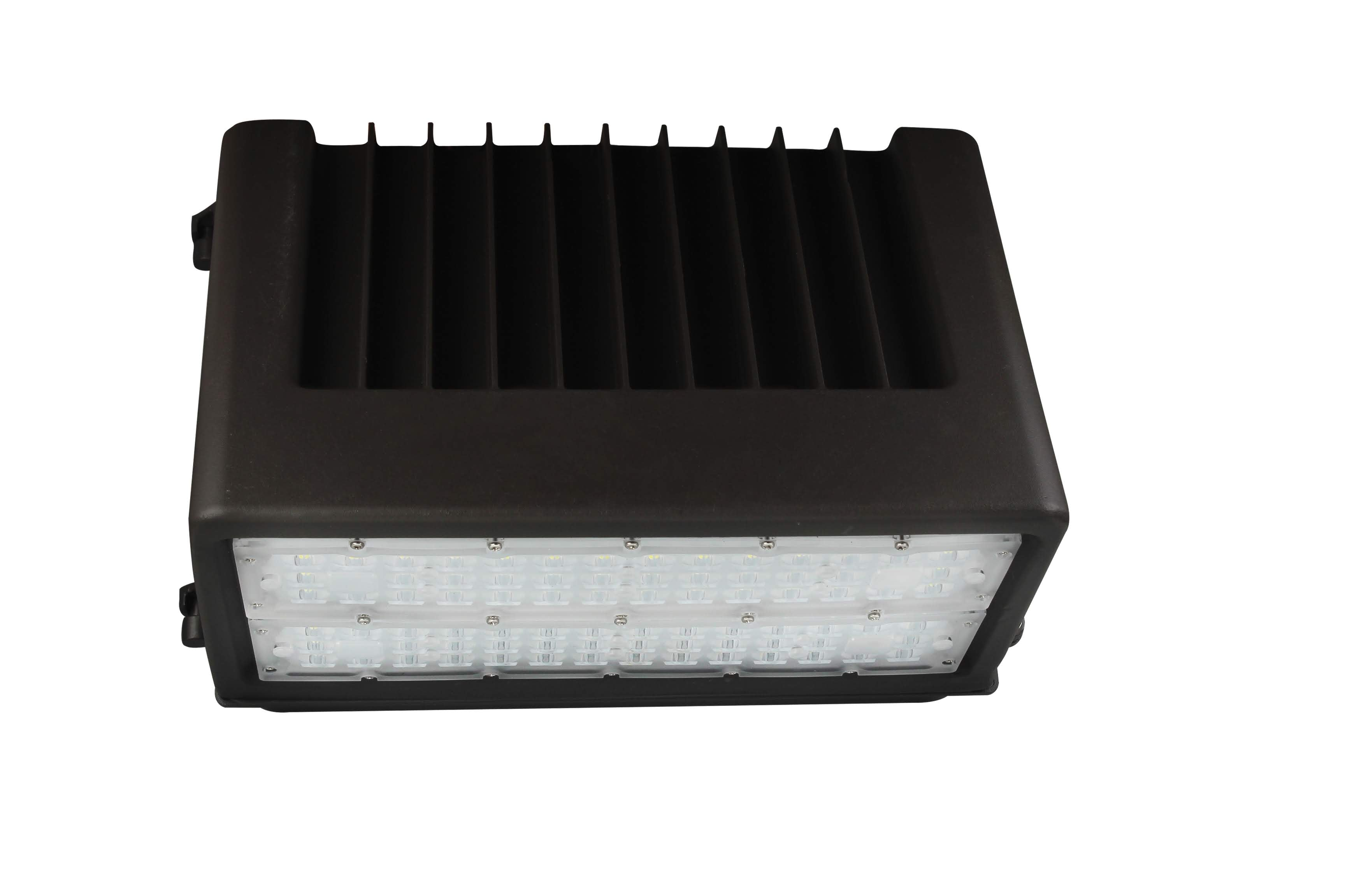 LED LARGE FULL CUTOFF WALL PACK 40W - 4,619  LUMENS UL & DLC Premium - 5 YEAR WARRANTY
