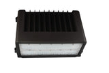 LED LARGE FULL CUTOFF WALL PACK 60W - 7,550  LUMENS UL & DLC Premium - 5 YEAR WARRANTY