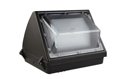 LED STANDARD WALL PACK 80W - 9,985 LUMENS UL & DLC Premium - 5 YEAR WARRANTY