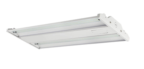 LED LINEAR STRIP HIGH BAY W/MOUNTING HARDWARE W/LENS 300W - 40,918 LUMENS UL & DLC Premium - 5 YEAR WARRANTY
