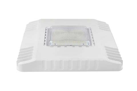 LED PETROLEUM CANOPY SERIES WHITE 150W - 17,617 LUMENS UL & DLC Premium - 5 YEAR WARRANTY
