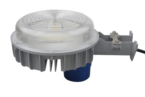 LED DUSK TO DAWN BARN LIGHT 55W - 7,700  LUMENS UL & DLC Listed - 5 YEAR WARRANTY