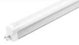 4FT LED T8 INTEGRATED FIXTURE 22W - STRIPED 2860 LUMENS - UL & DLC LISTED