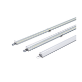8FT LED LINEAR TROFFER/STRIP MAGNETIC RETROFIT KIT 60W (4FT 4 STRIP) - 7800 Lumens UL & DLC Premium - 5 YEAR WARRANTY