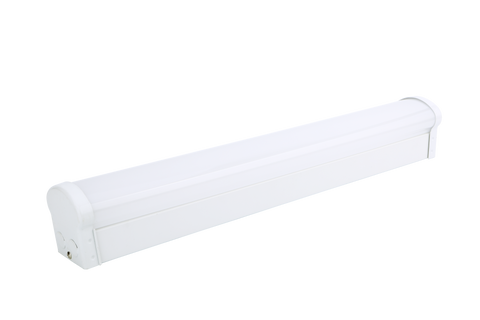 8FT LED Cover STRIP FIXTURE 65W - 7800 LUMENS UL & DLC Listed - 5 YEAR WARRANTY