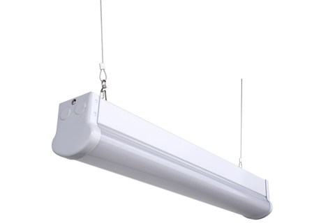 2FT LED COVER STRIP FIXTURE 20W - 2600 LM/W UL & DLC Premium - 5 YEAR WARRANTY