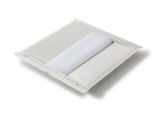 2X2' LED VOLUMETRIC TROFFER 36W - 4680 Lumens UL & DLC Premium - 5 YEAR WARRANTY