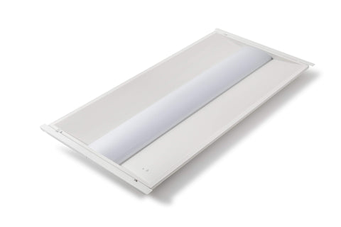 2X4' LED VOLUMETRIC TROFFER 36W - 4680 Lumens UL & DLC Listed - 5 YEAR WARRANTY