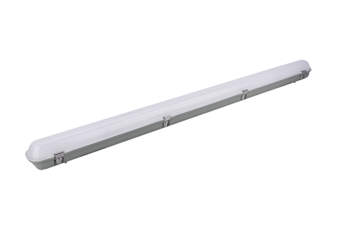 4FT LED VAPORTIGHT FIXTURE 32W -4160 LUMENS UL & DLC Premium - 5 YEAR WARRANTY