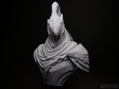 Knight Artorias (Dark Souls) - Bust