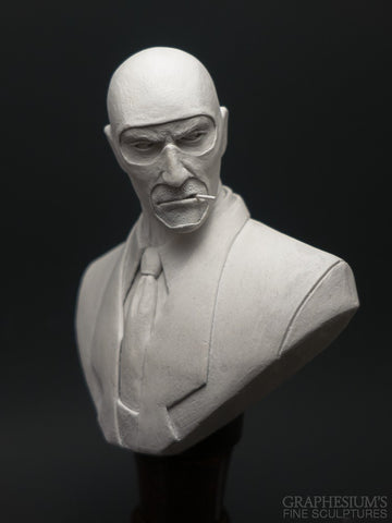 The Spy (Team Fortress 2) - Bust