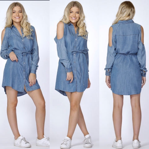 BIDE Shirt Dress
