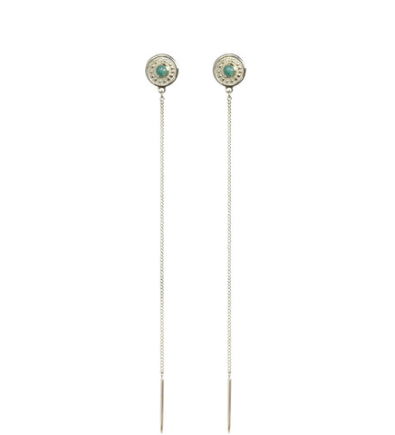 ALUNA LONG EARRINGS