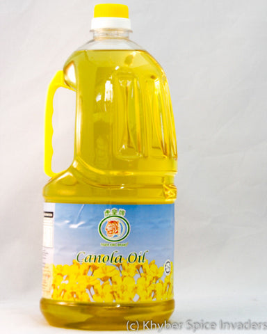 TIGER CANOLA OIL 2 LTR