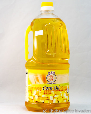 TIGER CORN OIL 2 LTR