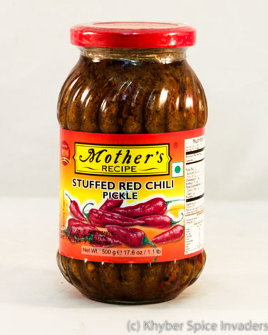 MOTHERS STUFF RED CHILLI 500G