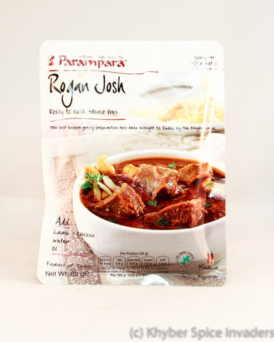 PARAMPR RTC ROGANJOSH CURRY80G