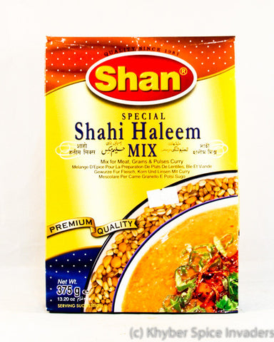 SHAN HALEEM MIX 375GM